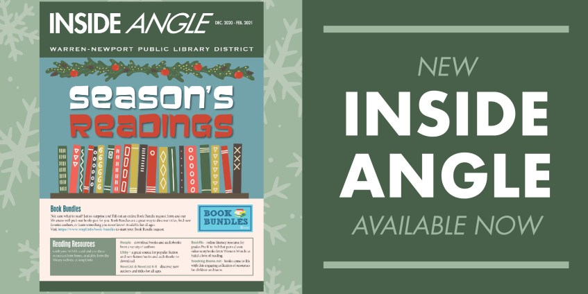 Inside Angle, newsletter