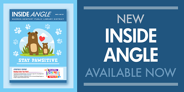 Inside Angle Available Now, Stay Pawsitive, adult bear, baby bear