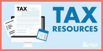 Federal and State Tax Information