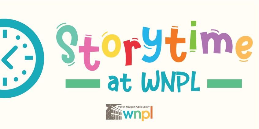 Storytime at WNPL