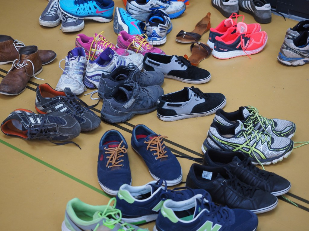 Recycle Your Running Shoes at Runners Need
