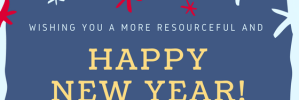 A Resourceful New Year