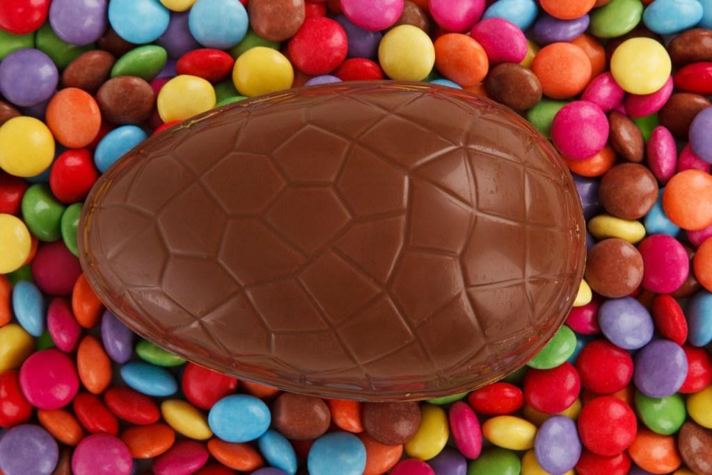 Packaging Free Easter Eggs