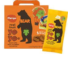 Bear Yo Yo Wrappers