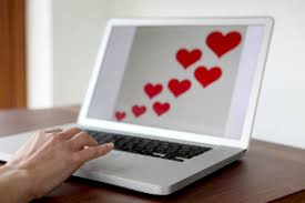 love on computer