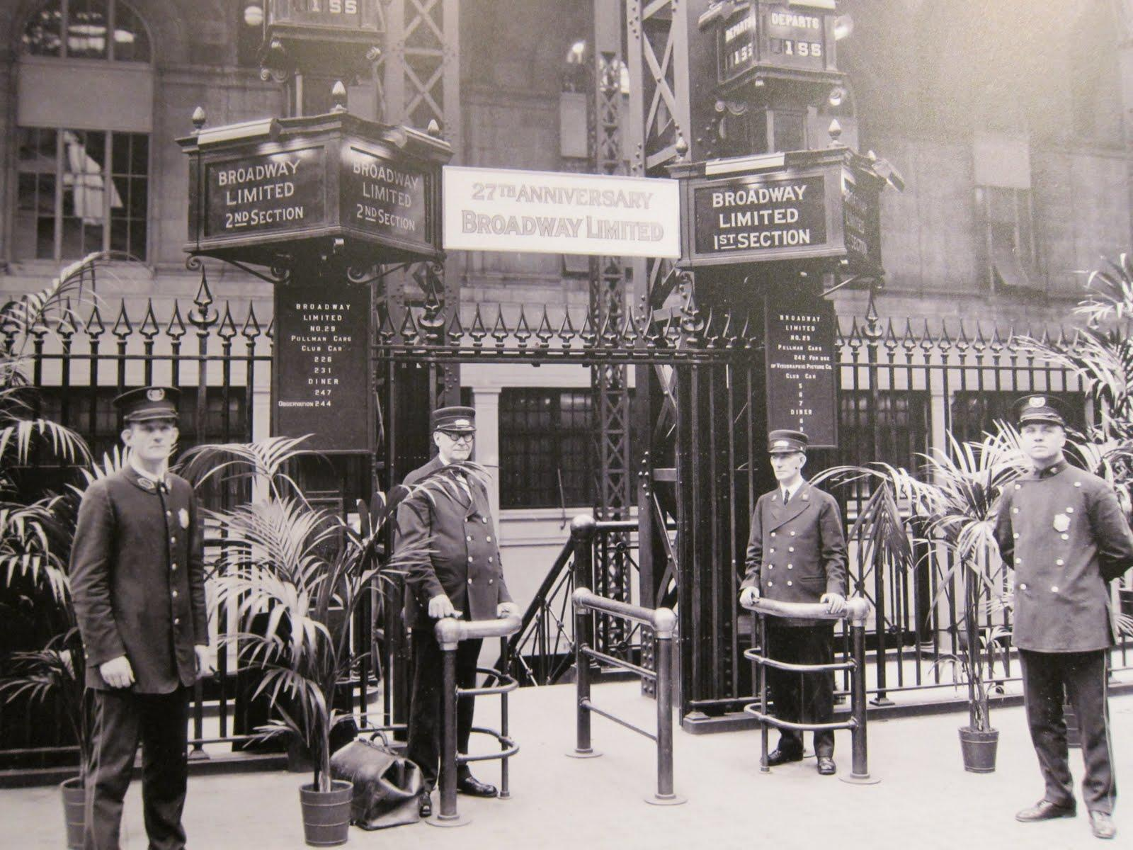 Remnants Of Original Penn Station Nyc
