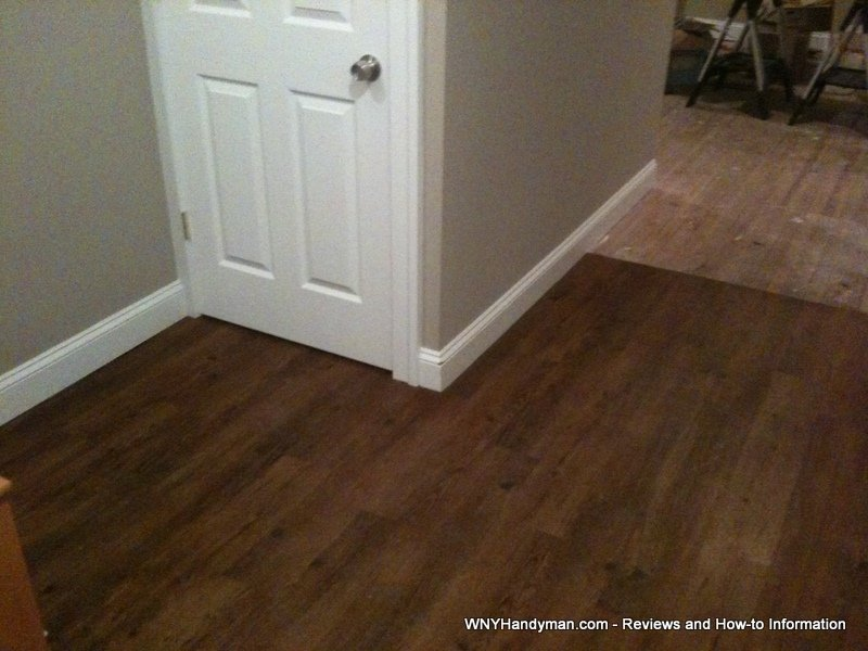 How To Put Down Allure Tile Flooring Thefloors Co