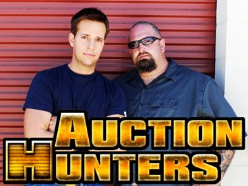 Auction Hunters - Buffalo