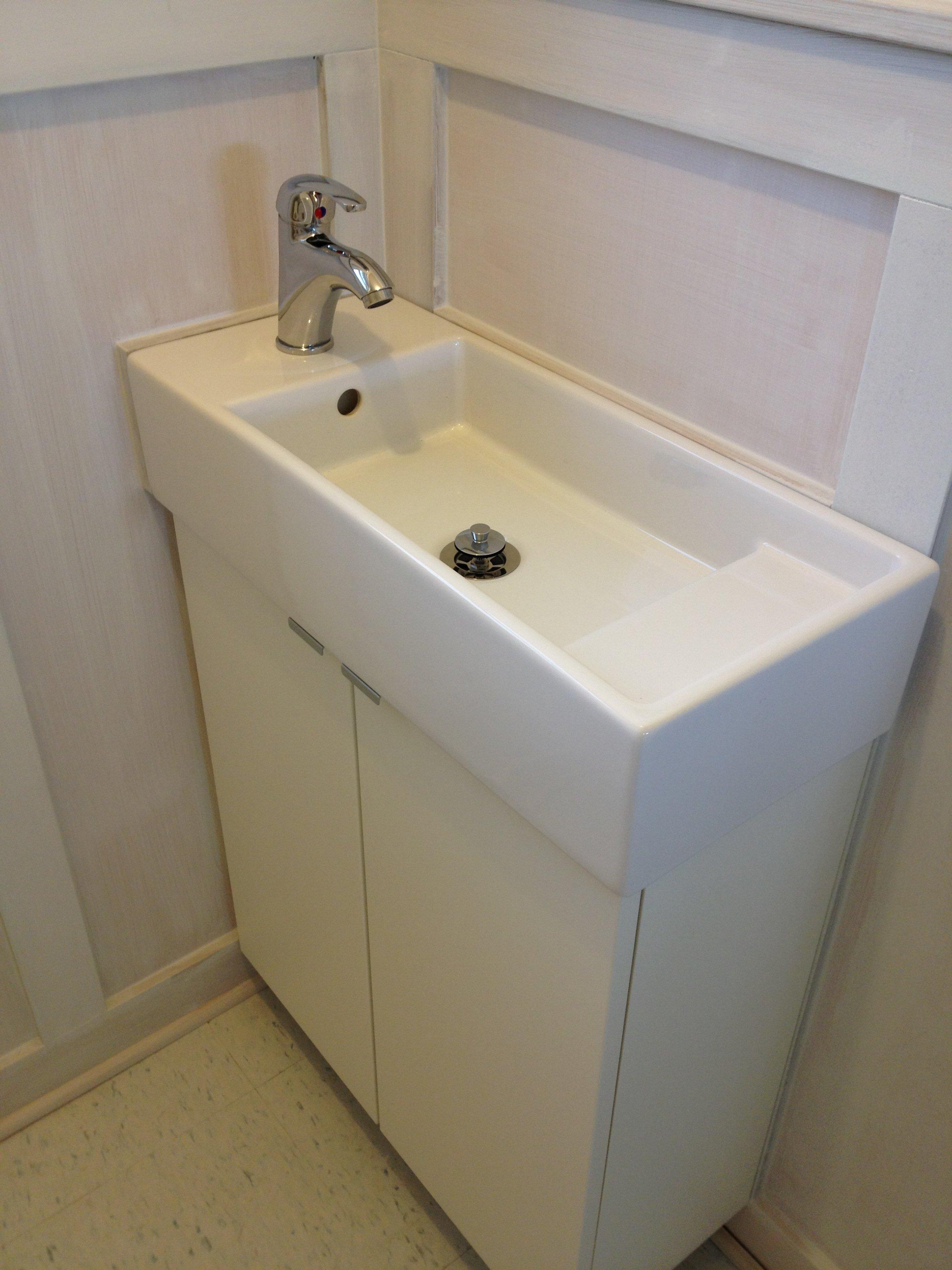 big sale bb5c2 725f2 Lillangen Sink from Ikea. with Krakskar faucet - WNY Handyman