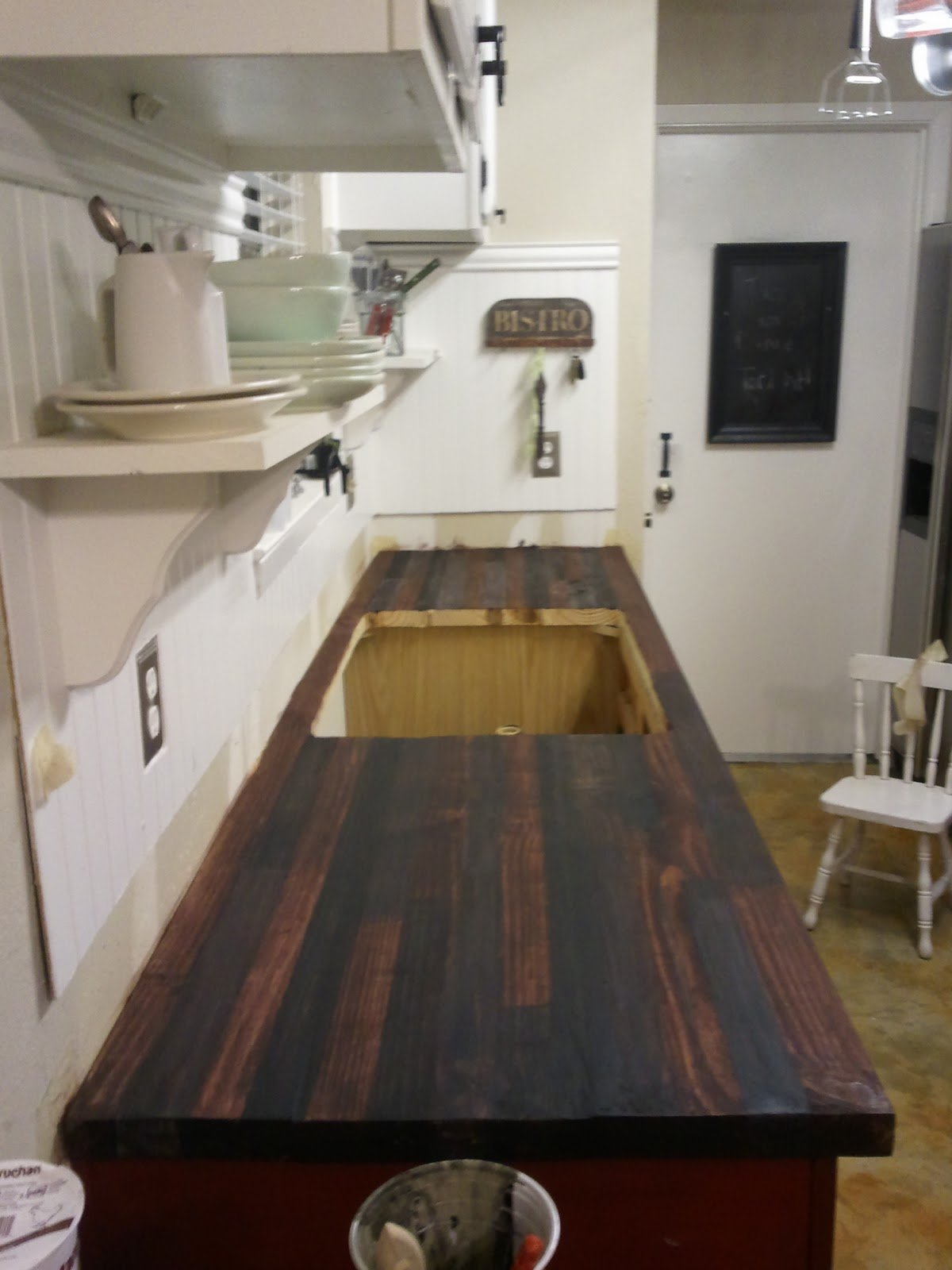 DIY Butcher Block Counter Tops WNY Handyman