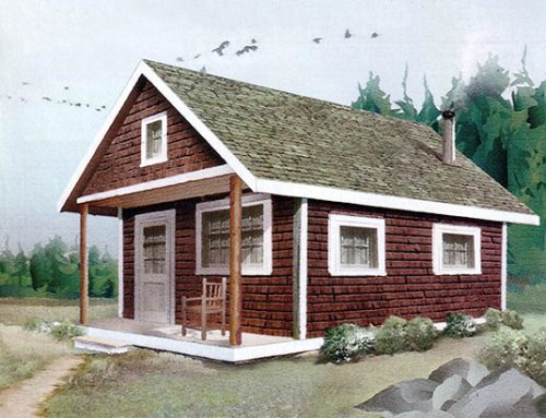 Free Bunkie Plans A DIY Sleeping Shed WNY Handyman