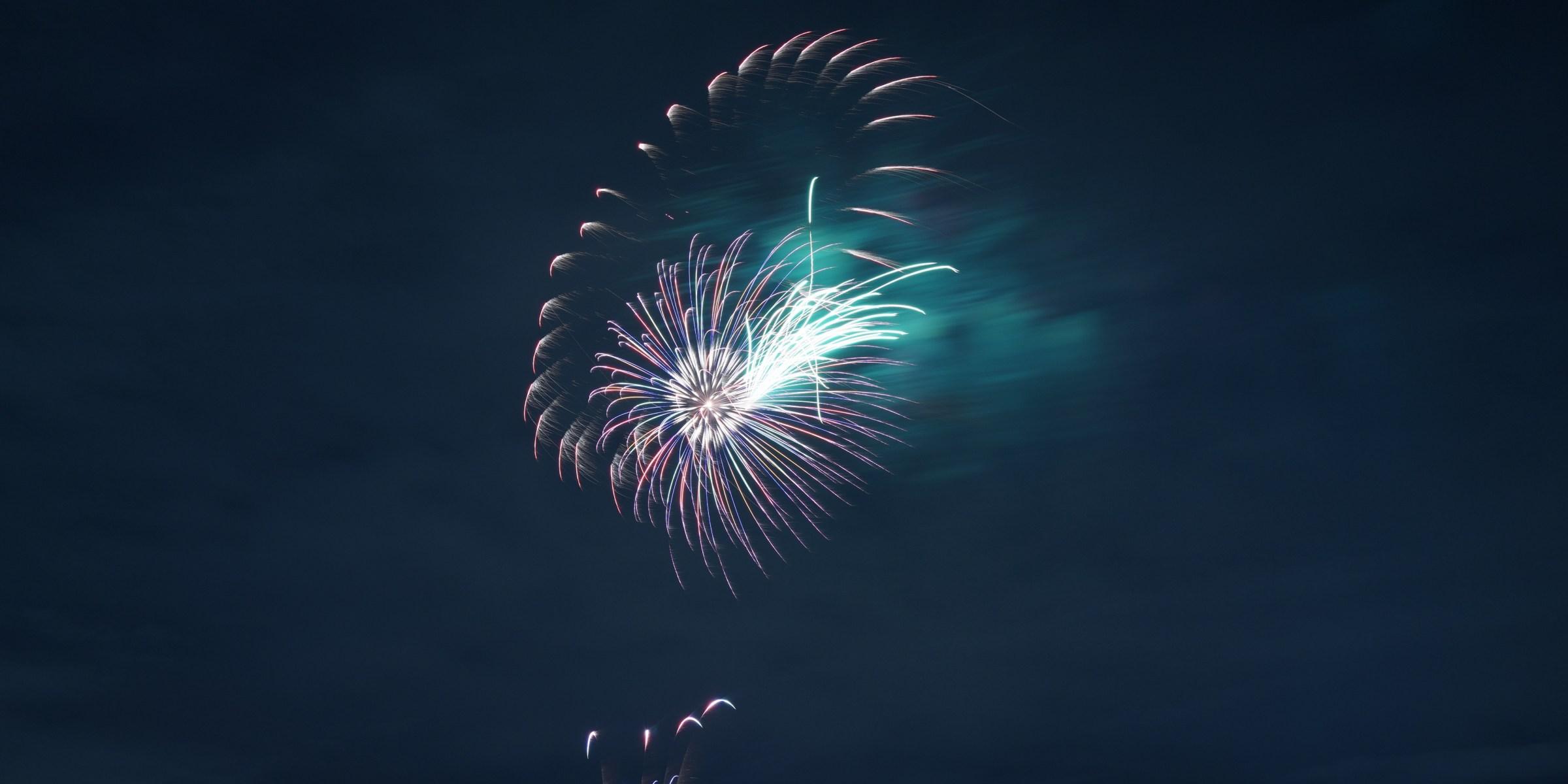 Mine & Circle Firework