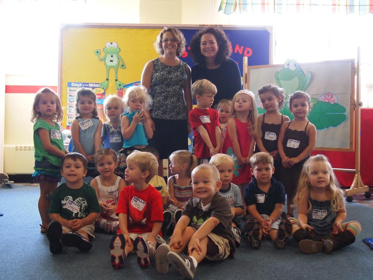 Meet The Teacher Day Held At Jack Amp Jill