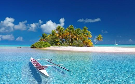 Bora Bora Polynesien