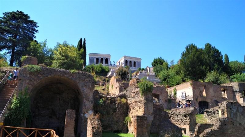 Schöne alte Stadt - Forum Romanum