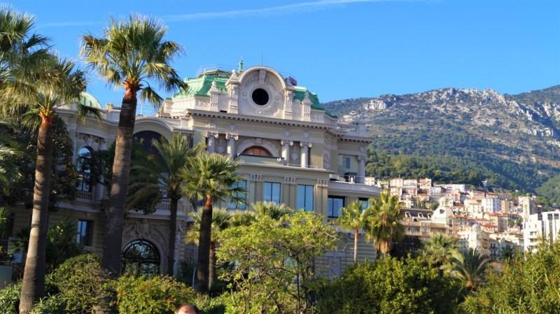 Beeindruckende Architektur in Monte Carlo