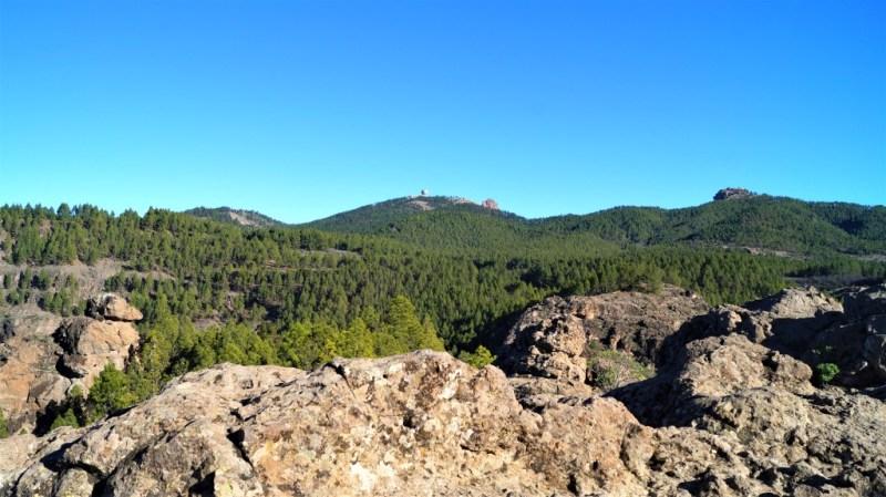 Der Pico de las Nieves ist der zweithöchste Berg Gran Canarias