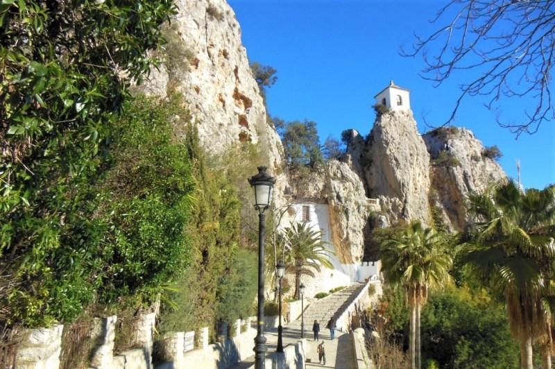 Burgruine Sankt Joseph, Guadalest