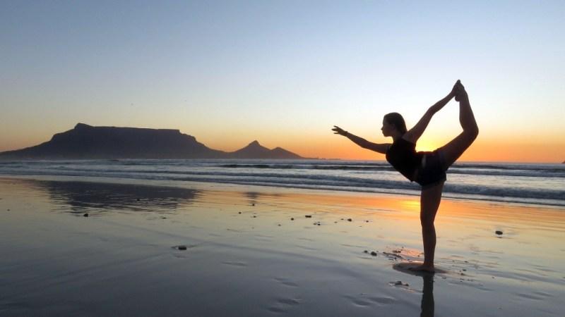 Yoga in Südafrika