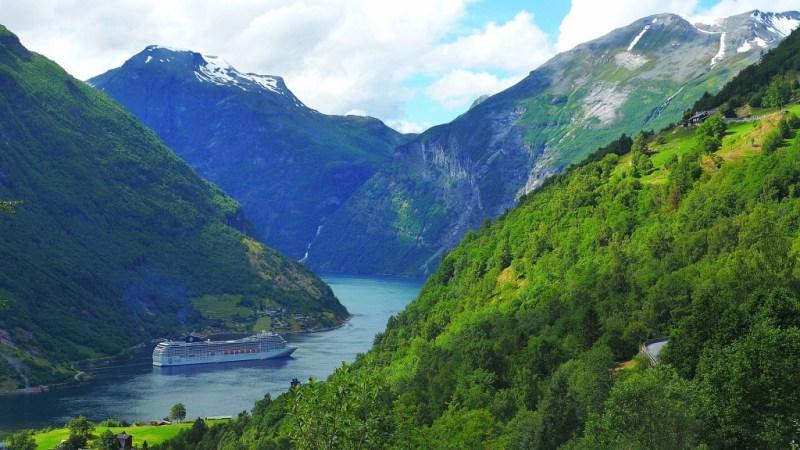 Norwegen Fjorde