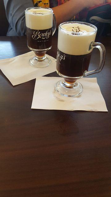 Irish-Cofe im Pub