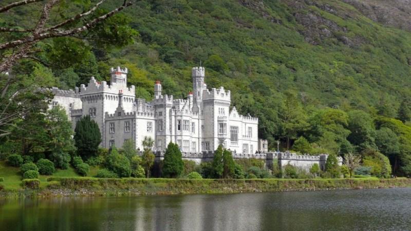 Schloss Kylemore in Kylemore Abbey