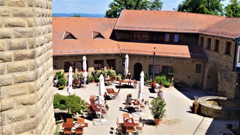 Restaurant Burg Steinsberg