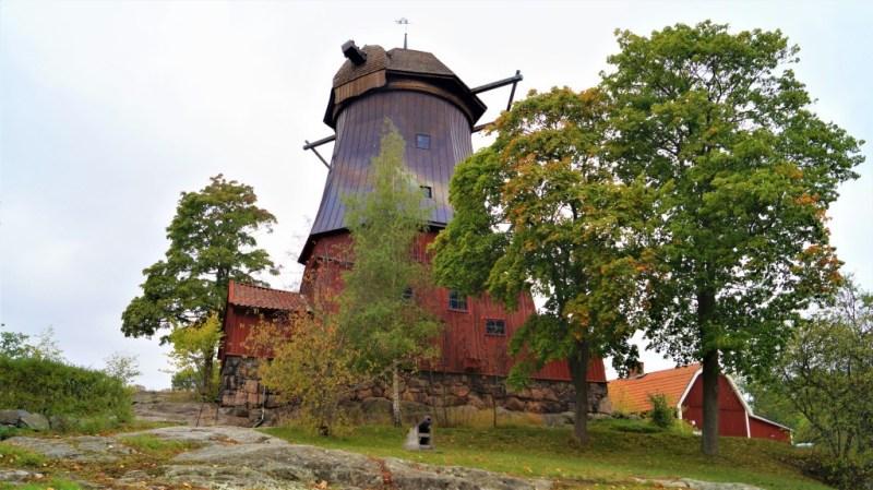 Ölmühle von Waldemarsudde