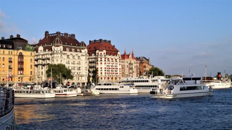 Stockholm ist Klein Venedig