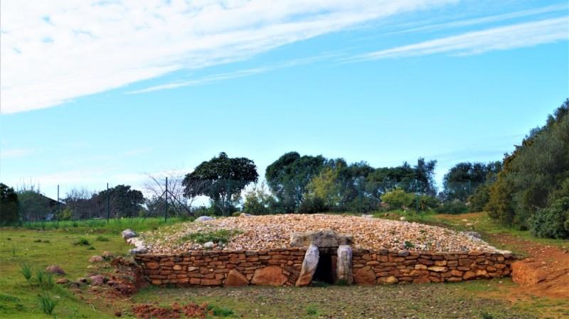 Die Dolmen von Alcalar