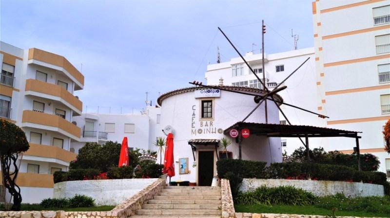 Windmühle in Lagos - Algarve