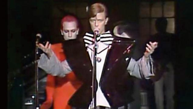 Bowie-SNL