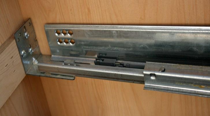 Louis Kitchen Cabinets Drawer Glide Hardware