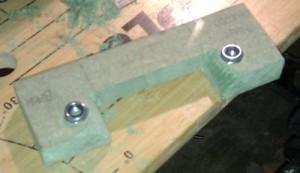 belt-sander-bracket