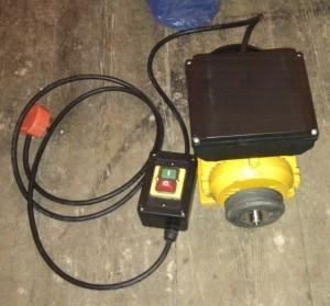 belt-sander-motor-wired-up
