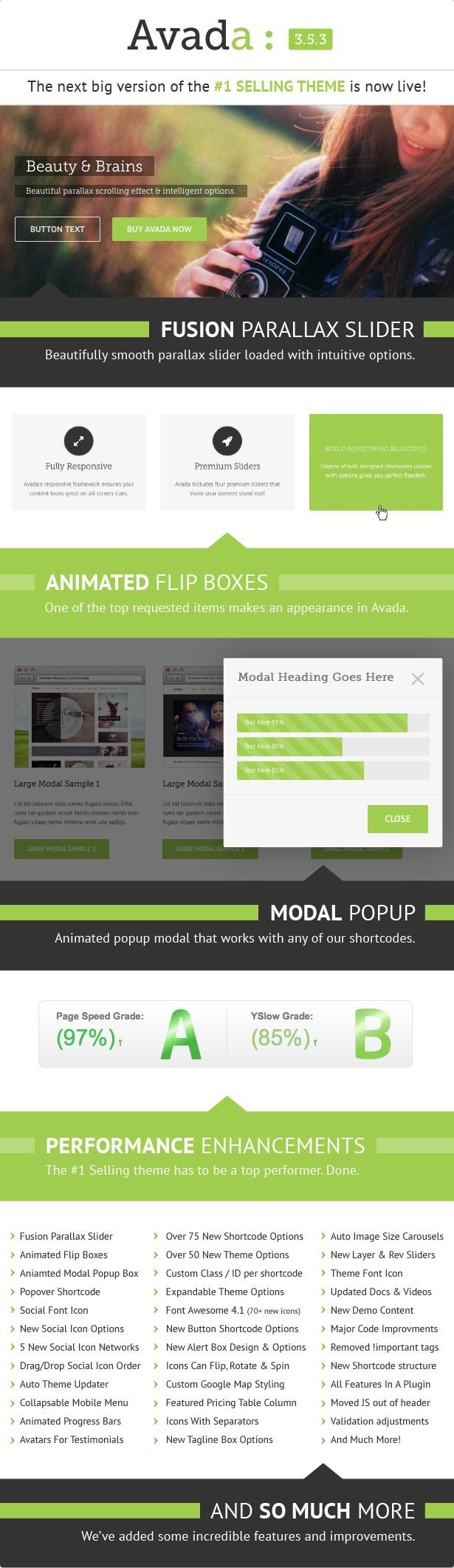 Avada Responsive Multi-Purpose WordPress Theme