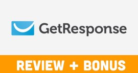 GetResponse Review - Opt in Email Marketing Tool