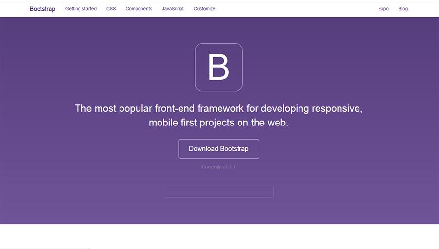 Twitter Bootstrap 3 Framework