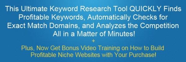 Long Tail Pro Review – Supreme Keyword Search Tool Description