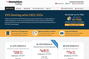 InMotion VPS Hosting