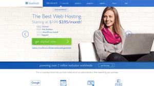 Bluehost web hosting Companies