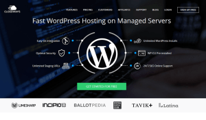 Cloudways Best Managed WordPress Hosting