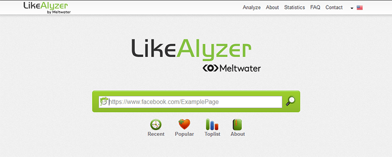LikeAlyzer Analyse the Social Activities of Your Competitors