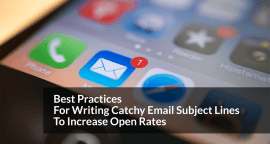 Best Practices for Writing Email Subject Lines to Increase Open Rate