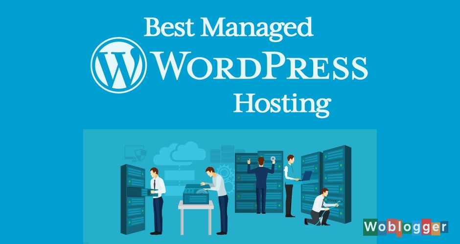 the top best managed wordpress hosts compared