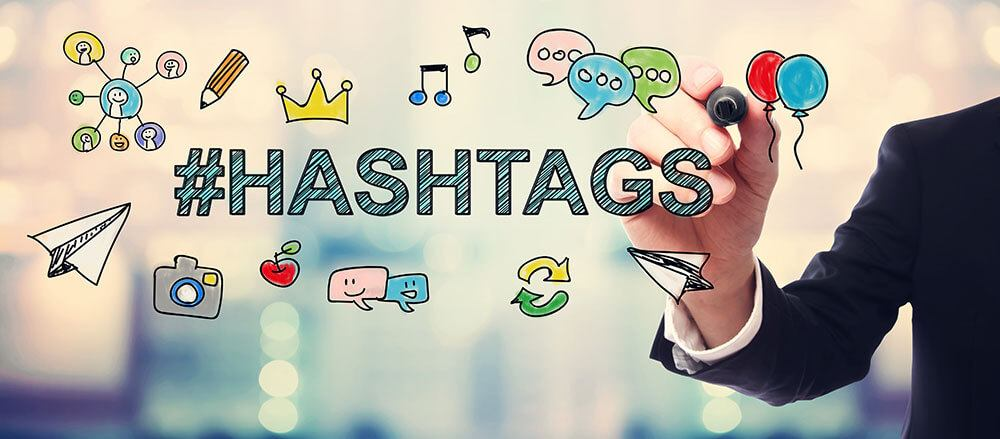 Social Media and Data Analytics Hashtags