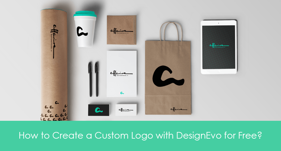 Create Custom Logos with DesignEvo Free Logo Maker