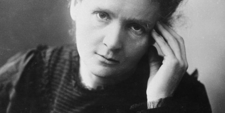 Marie Curie the most famous female scientist of all time