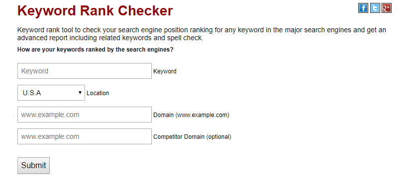 seocentro rank checker