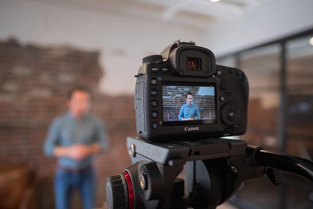 develop a video marketing strategy for small business